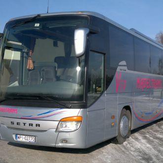 SETRA 417 GTHD