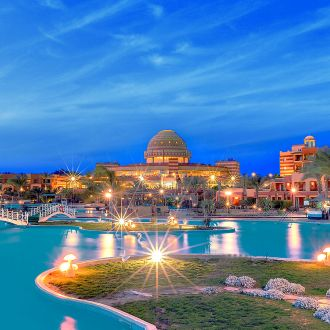 EGIPT - MARSA EL ALAM - EL MALIKIA RESORT - ABU DABBAB